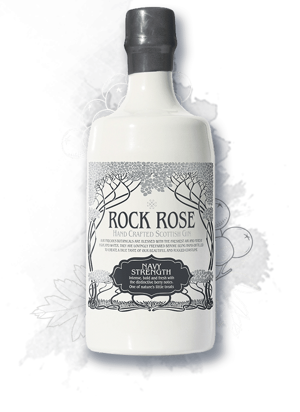 Rock Rose Gin - Navy Strength