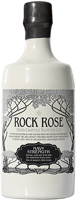 Rock Rose Gin Navy Strength