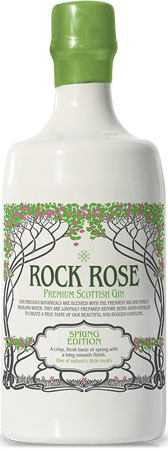 Rock Rose Gin - Spring Edition - 2017