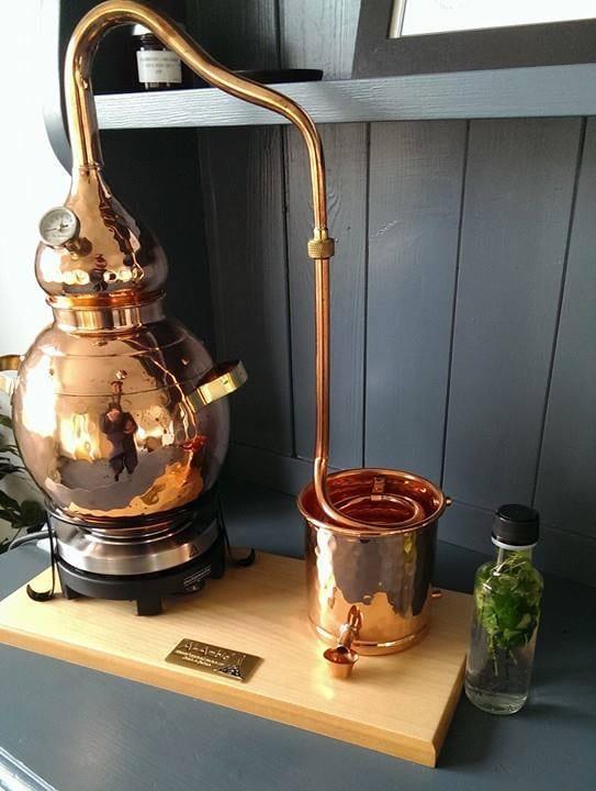 Rock Rose Gin Distiller's Edition