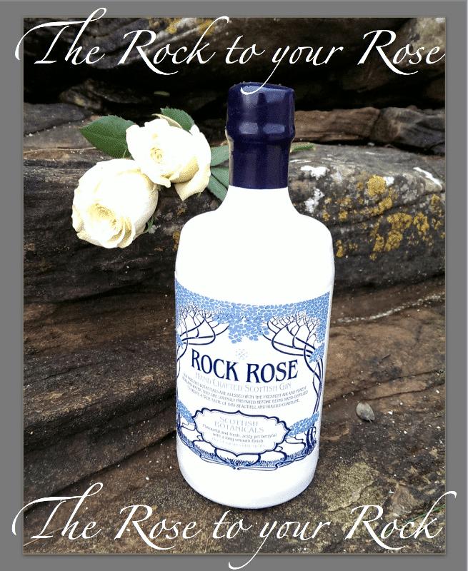 Rock Rose Gin valentine day