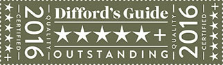 Diffords Guide 5*+ Award Holy Grass Vodka