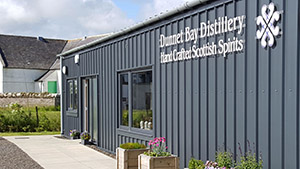 Dunnet Bay Distillers Building