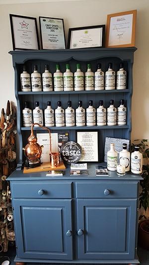 Dunnet Bay Distillery Shop
