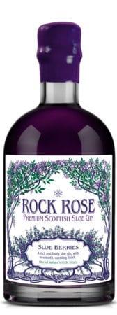 Rock Rose Scottish Sloe Gin
