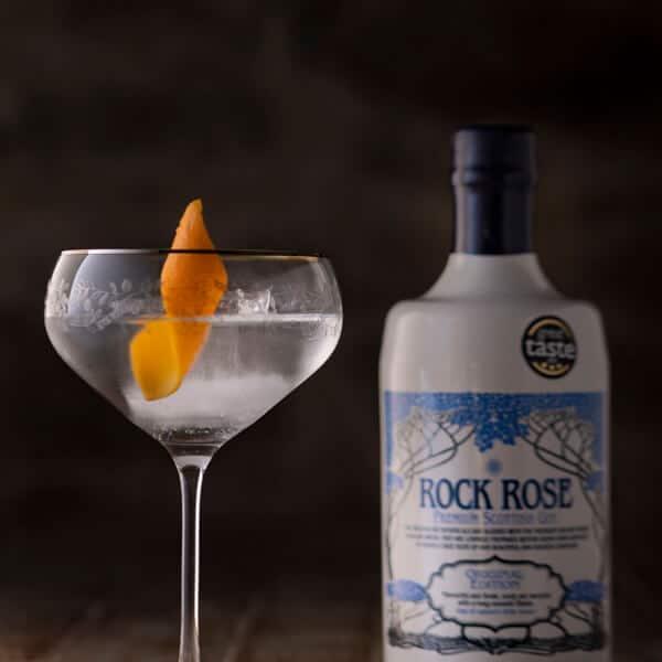 Rock Rose Gin - Perfect Serve