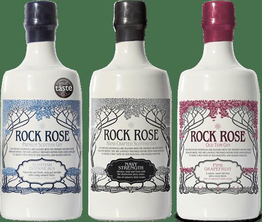 Rock Rose Gin Family