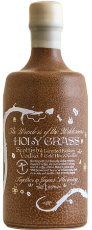 Holy Grass Vodka – Cold Brew Coffee Edition