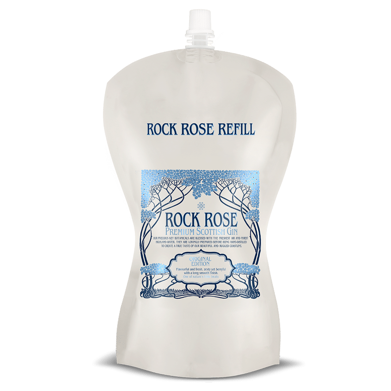 Rock Rose Gin - Refill Pouch