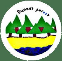 Dunnet Forest Logo