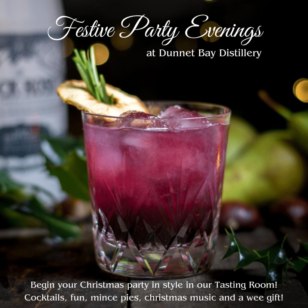 Festive Party Evenings