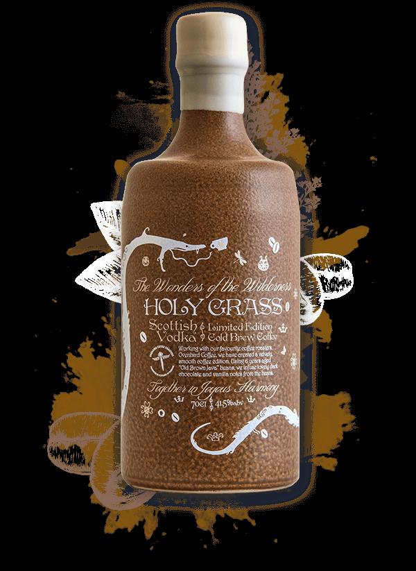 Holy Grass Vodka Coffee Edition