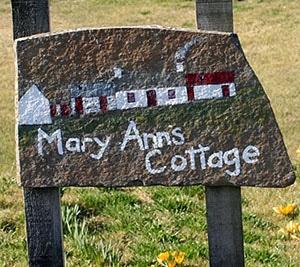 MaryAnn's Cottage Logo