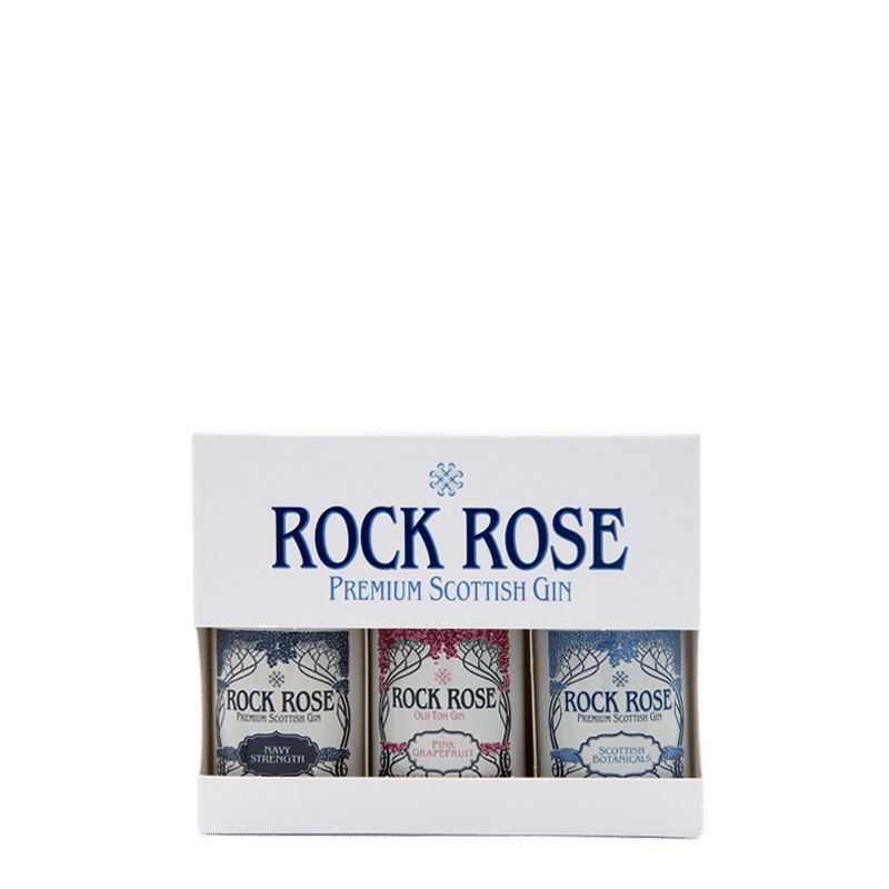Rock Rose GIn - Miniatures Gift Pack