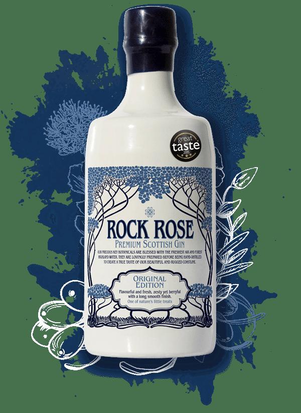 Rock Rose Gin - Original Edition