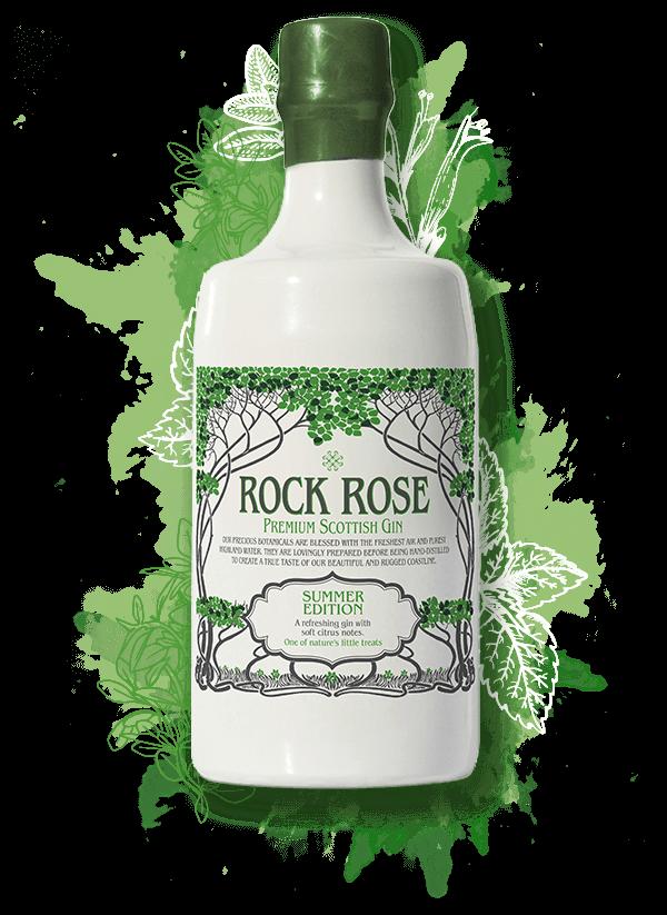 Rock Rose Gin - Summer Edition