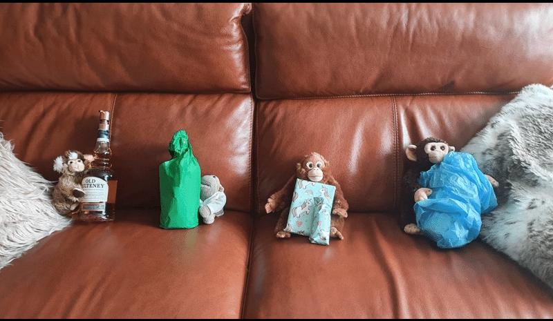 The four primates