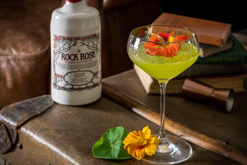 Green Thumb Cocktail