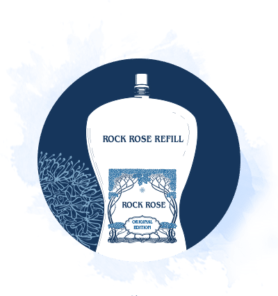 Rock Rose Gin - Refill Rewards Club