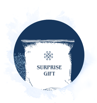 Rock Rose Gin Refill Club Surprise Gift